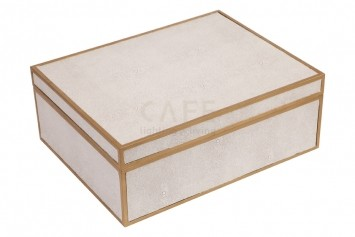 Cafe Lighting Montana Storage Box - Set Of 2