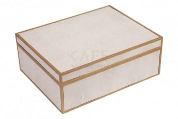 Cafe Lighting Montana Storage Box - Set Of 2