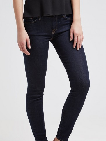 Push in Deep Was Skinny Jeans by Denim&co.