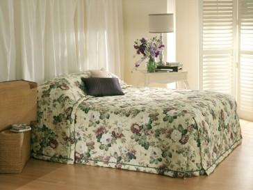 Bianca English Garden Single Bedspread Set