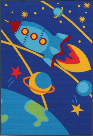 Little Circus Outer Space By Rug Culture