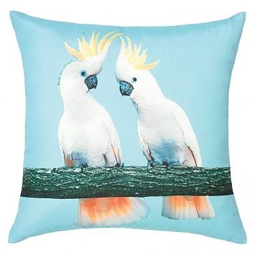 Rapee Riviera Cockatoo Outdoor Cushion