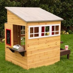 Kidkraft Modern Outdoor Cubby Play House