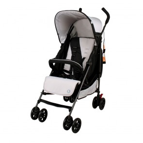 Childcare Heston Black Stroller