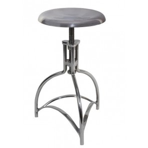 Clockmakers Stool 3 by AM Living