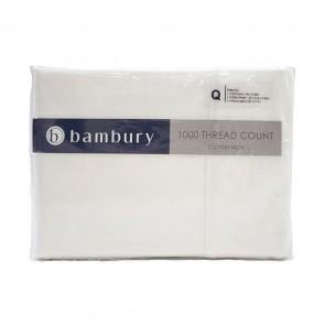 1000TC Queen Sheet Set by Bambury