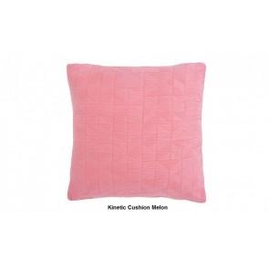 Bambury Kinetic Melon Cushion