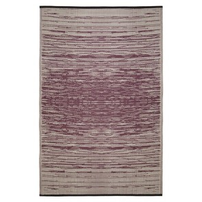 Brooklyn Wine Rug by FAB Rugs