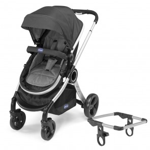 Chicco Urban Stroller with Adapter