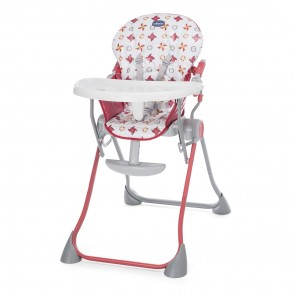 Chicco Pocket Meal Red High Chair