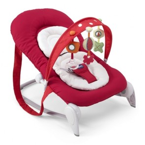Chicco Hoopla Rocker - Red Wave