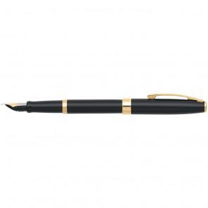 Sheaffer Sagaris® Gloss Black Fountain Pen [Fine Nib]
