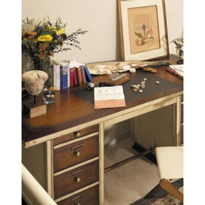 Captain's Desk, Ivory by AM Living