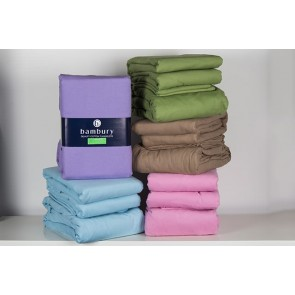 Bambury Cotton Flannelette Sheet Set