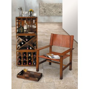 Bottle Rack/Bookcase 2 by AM Living