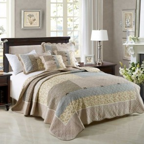 Macey & Moore Vineyard Daydream Coverlet Set