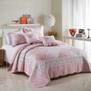 Macey & Moore Aileas Whisper Coverlet Set