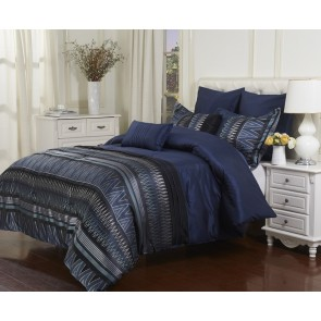Bambury Orrin 7 Piece Comforter Set