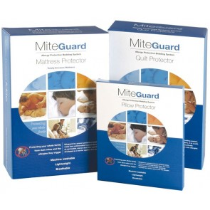 Bambury Mite Guard Double Mattress Protector
