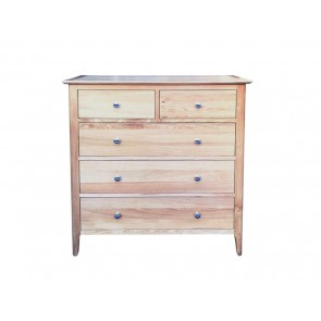 6ixty Nordic Chest of 5 Drawers