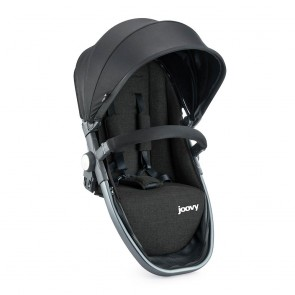 Joovy Qool Second Seat - Black Malange