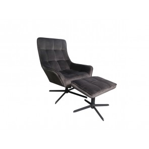 6ixty Relax Chair & Ottoman