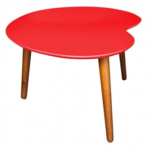 6ixty Palette Red Coffee Table