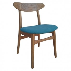 6IXTY AVRO CHAIR blue