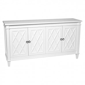 Plantation Buffet White by Cafe Lighting