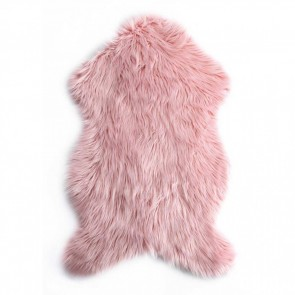 Bianca Mongolian Faux Fur Floor Rug