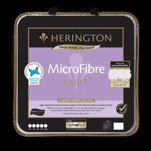 Herington MicroFibre King Quilt