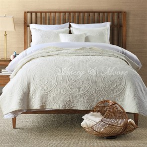Macey and Moore Baroque Quilt Cover Set