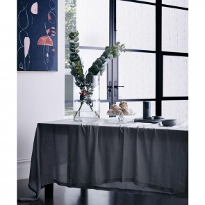 Linen and Moore Moss Ash Table Cloth