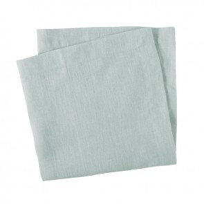 Linen and Moore Moss Seafoam Napkin Set