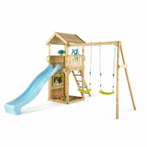 Lookout Tower Wooden Climbing Frame