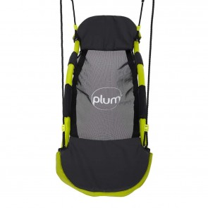 Plum Play Glide Nest Swing Accessory with Lime Hangers