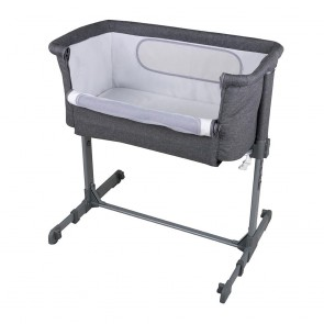 Alora Bedside Sleeper by Childcare