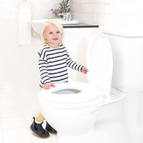 2-In-1 Toilet Trainer By Child Care