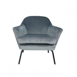 6ixty Memphis Armchair (Light Grey)