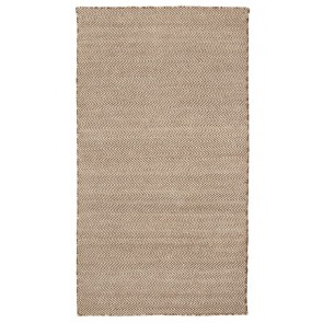 Herringbone Beige by FAB Rugs
