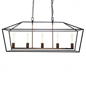 Cafe Lighting Olivier Pendant Light Large