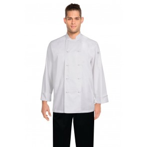 Murray White Basic Chef Jacket by Chef works