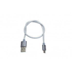 Android Micro 30cm Cable Grey by Alldock