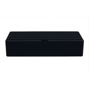 Large Black Base with Black Top by Alldock