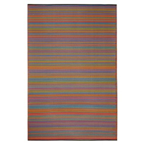 Cancun Multicolour Rug by FAB Rug