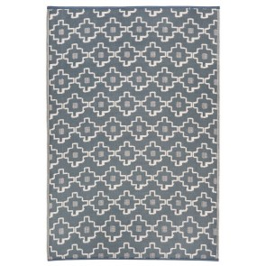 Copenhagen Grey Rug by FAB Rugs