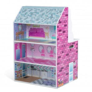 Plum Play 2 in 1 Dollhouse and Kitchen