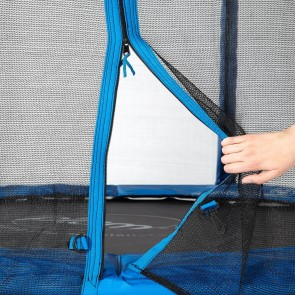 Plum Play 6ft Junior Blue Trampoline and Enclosure