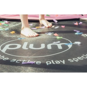 Plum Play 7ft Junior Jumper Pink Trampoline
