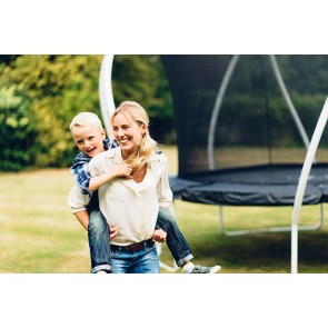 Plum Play Latitude 12ft Trampoline & Enclosure